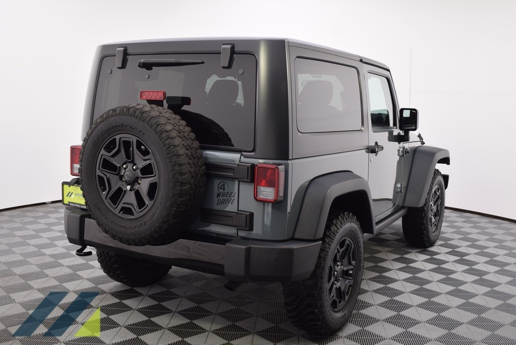 Pre-Owned 2015 Jeep Wrangler Sport WILLYS WHEELER