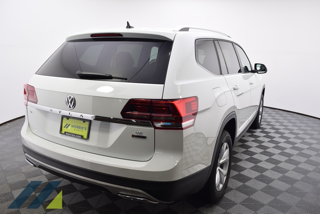 Pre-Owned 2018 Volkswagen Atlas SE 4Motion