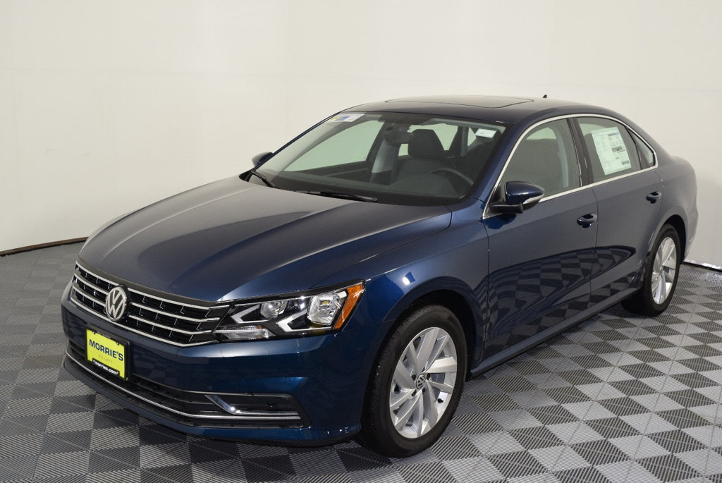 New 2018 Volkswagen Passat 2 0t Se Automatic Sedan In La