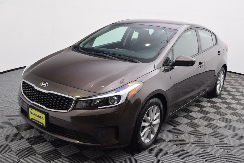 Pre Owned 2017 Kia Forte Lx Automatic Sedan In La Crosse 7u11051c