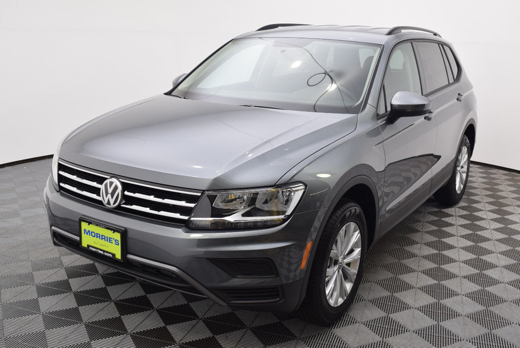 new 2019 volkswagen tiguan s 4d sport utility in la crosse 7n71131 volkswagen la crosse. Black Bedroom Furniture Sets. Home Design Ideas