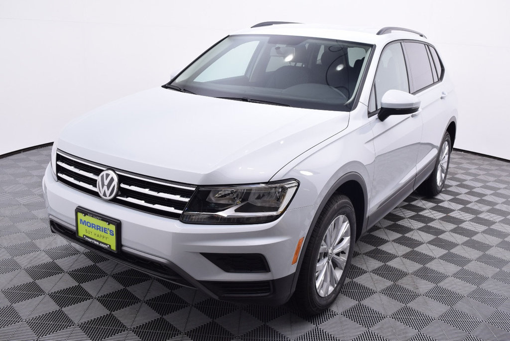 new 2019 volkswagen tiguan s suvs in la crosse 7n71092 volkswagen la crosse. Black Bedroom Furniture Sets. Home Design Ideas
