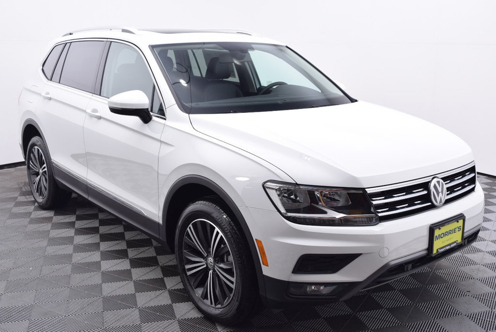 new 2019 volkswagen tiguan sel 4d sport utility in la crosse 7n71107 volkswagen la crosse. Black Bedroom Furniture Sets. Home Design Ideas