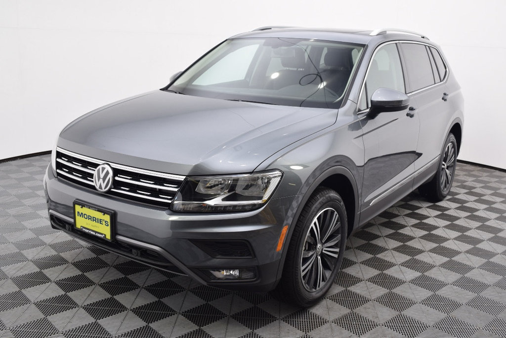 new 2019 volkswagen tiguan sel 4d sport utility in la crosse 7n71103 volkswagen la crosse. Black Bedroom Furniture Sets. Home Design Ideas