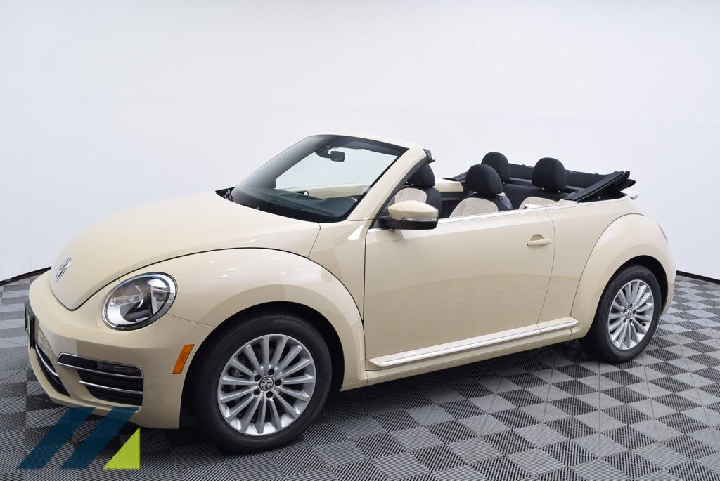 New 2019 Volkswagen Beetle Convertible 2.0T Final Edition SE