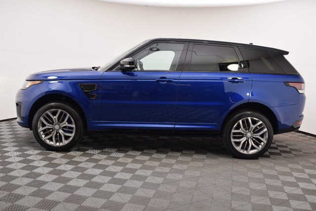 Pre-Owned 2015 Land Rover Range Rover Sport 5.0L V8 Supercharged SVR