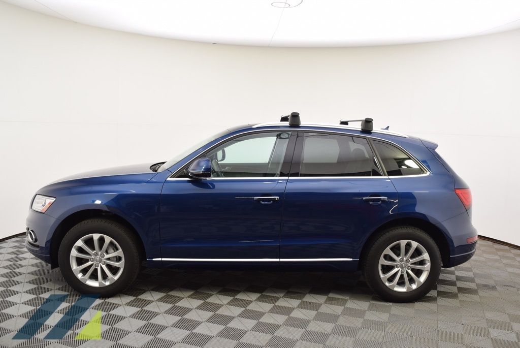 Pre-Owned 2016 Audi Q5 2.0T Premium Plus quattro