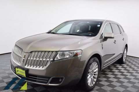 Pre-Owned 2012 Lincoln MKT Base