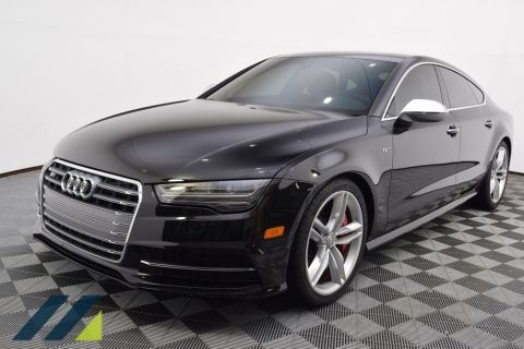 Pre-Owned 2017 Audi S7 4.0T Premium Plus quattro